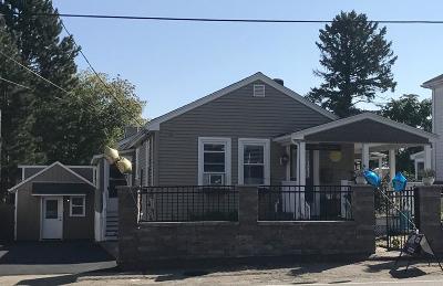 Brockton Single Family Home New: 18 Cary Street