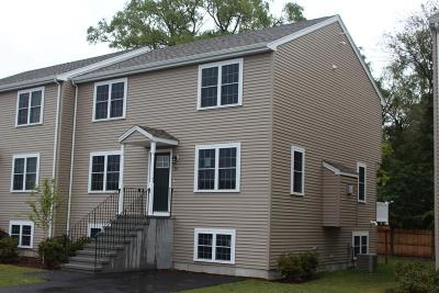 Braintree Condo/Townhouse New: 39 Hayward St #10