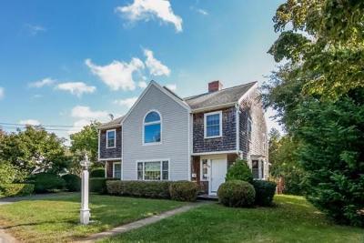 MA-Barnstable County Single Family Home For Sale: 30 Salt Pond Rd