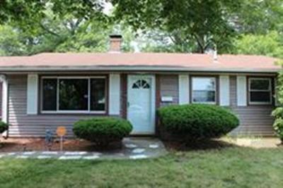 Brockton Single Family Home New: 740 Court Street