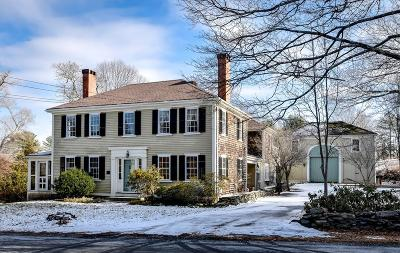 Middleboro Multi Family Home Under Agreement: 5 Nemasket St