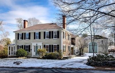 Middleboro Multi Family Home For Sale: 5 Nemasket St