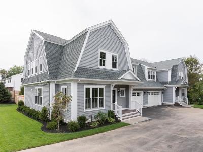 Newton Single Family Home Under Agreement: 138 Edinboro St #138