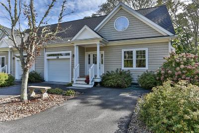 MA-Barnstable County Condo/Townhouse For Sale: 637 Gifford St #2B