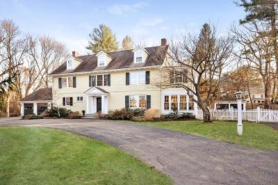 Concord Single Family Home For Sale: 353 Elm Street