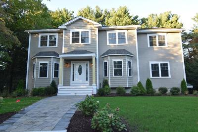 Single Family Home For Sale: 272 Great Rd