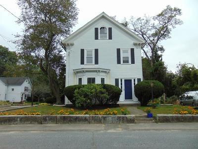 Holliston Single Family Home For Sale: 61 School