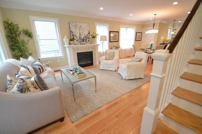 Somerville Condo/Townhouse For Sale: 35 Cutter Street #2