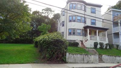 Multi Family Home Under Agreement: 233 Poplar Street