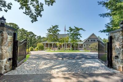 Canton Single Family Home Extended: 121 Indian Ln