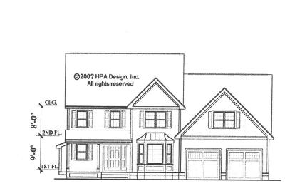 Randolph Single Family Home Under Agreement: 9 R.f. Gallagher Drive #Lot 5