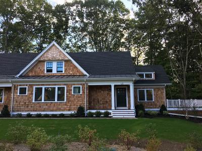 Dedham Single Family Home Under Agreement: 255 West St. #45 Cotta