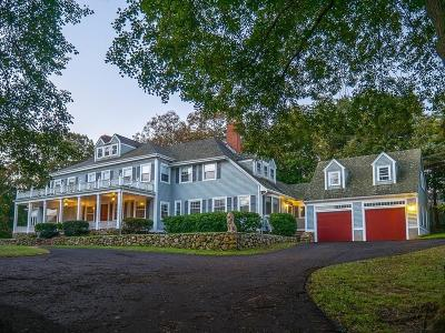 Plymouth Single Family Home For Sale: 63 River St