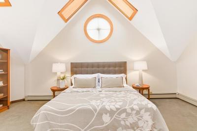 Cambridge Single Family Home For Sale: 203 Pemberton St #5