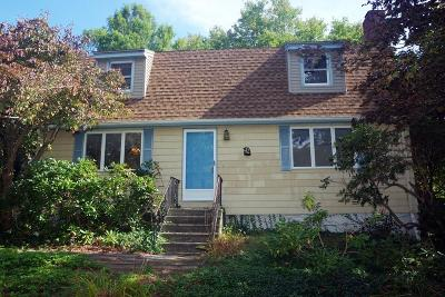 Billerica Single Family Home Under Agreement: 18 Jay Rd