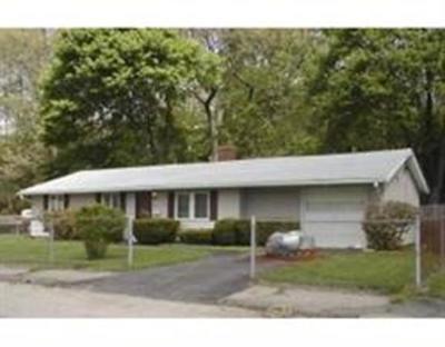 Randolph Single Family Home For Sale: 46 McAuliffe Rd