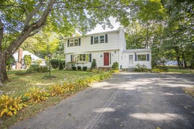 Bridgewater Single Family Home For Sale: 31 Atkinson Dr