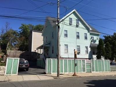 Malden Multi Family Home Under Agreement: 19-21 Barstow St