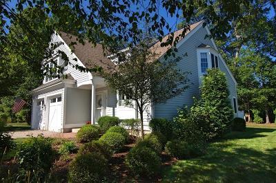 Duxbury Single Family Home For Sale: 1 Carriage Lane-Duxbury Estates #1