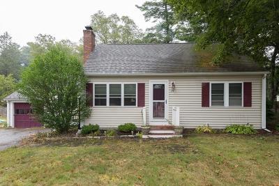 Pembroke Single Family Home For Sale: 19 Pine Tree Ln
