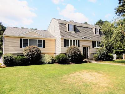 Billerica Single Family Home For Sale: 17 Stonehedge Circle