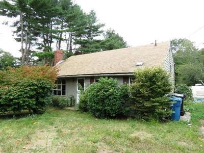 East Bridgewater Single Family Home Under Agreement: 699 Washington St