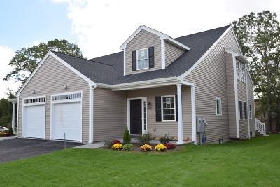 Randolph Condo/Townhouse For Sale: 501 Meadow Lane #501