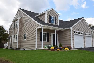 Randolph Condo/Townhouse For Sale: 502 Meadow Lane #502