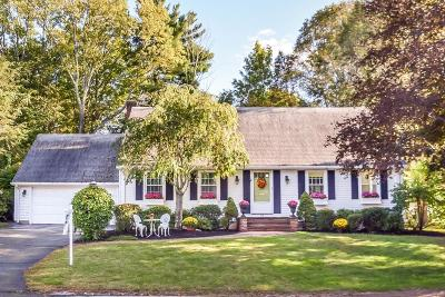 Lowell Single Family Home For Sale: 29 Surrey Ln