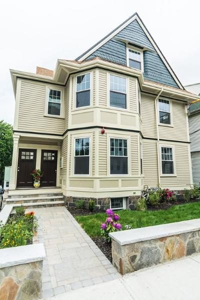 Somerville Condo/Townhouse For Sale: 25 Albion #1
