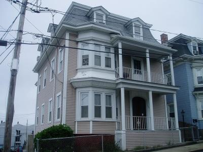 Fall River Multi Family Home For Sale: 546 Second St