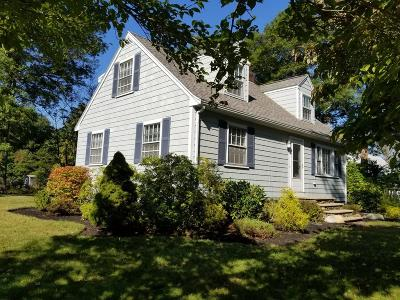East Bridgewater Single Family Home For Sale: 259 Highland St.