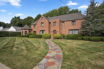 Brockton Single Family Home For Sale: 211 Fairview Ave