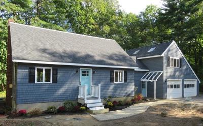 Hanover Single Family Home Back On Market: 76 Brook Bend Rd.