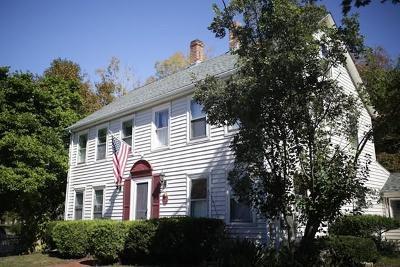 Abington Single Family Home For Sale: 705 Old Randolph St