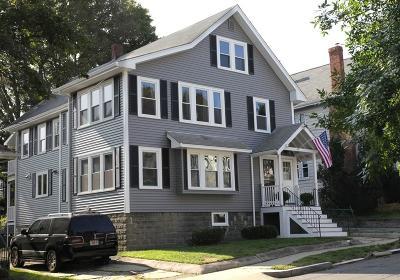 Arlington Rental For Rent: 80-82 Newport St #80