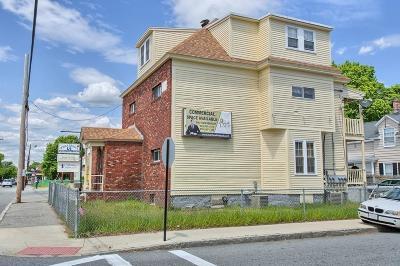 Lowell Multi Family Home Extended: 1332-1354 Gorham St