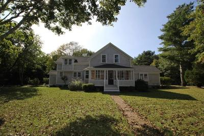 Falmouth Single Family Home For Sale: 332 Carriage Shop
