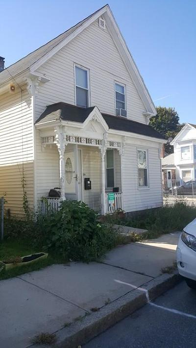 Lowell Single Family Home For Sale: 84 Shaw St