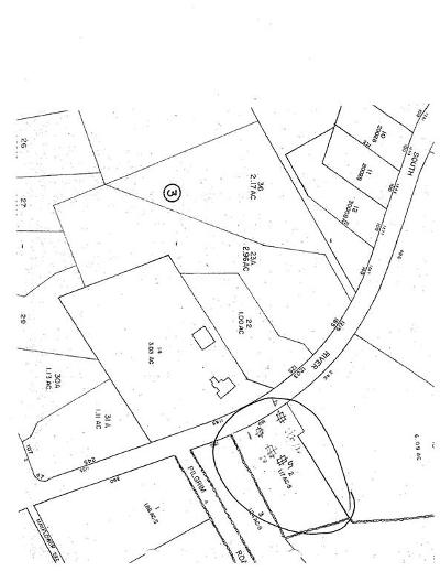 Marshfield Residential Lots & Land For Sale: Lot South River Street