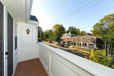 Cohasset Condo/Townhouse For Sale: 1 Brook Street #B