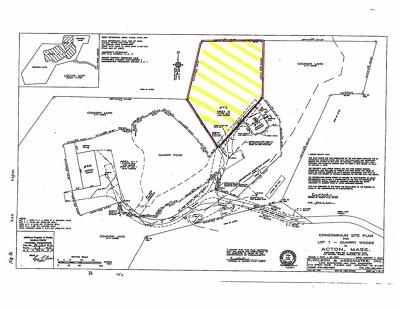 Acton Residential Lots & Land Price Changed: 72 Quarry Rd