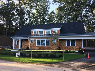 Dedham Single Family Home Contingent: 255 West St. #47 Cotta