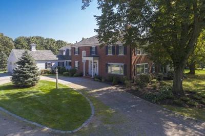 Milton Single Family Home For Sale: 294 Highland St