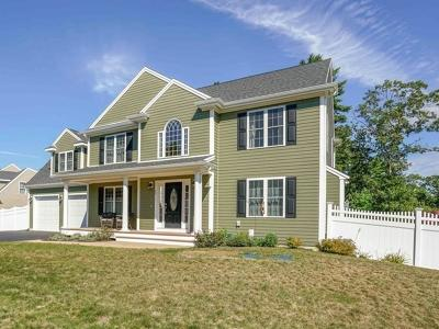 Marshfield Single Family Home For Sale: 29 Strawberry Farm Rd