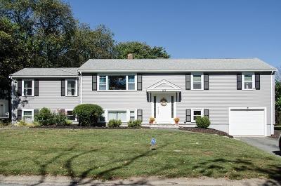 Peabody Single Family Home For Sale: 183 Winona St