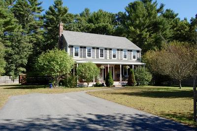 Kingston Single Family Home For Sale: 20 Alpine Run Rd