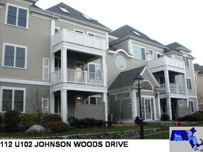 Reading Condo/Townhouse For Sale: 112 Johnson Woods Drive #102