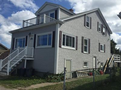 Hull Single Family Home For Sale: 60 Bates St