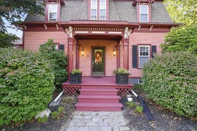Hanson Multi Family Home For Sale: 63 E Washington St
